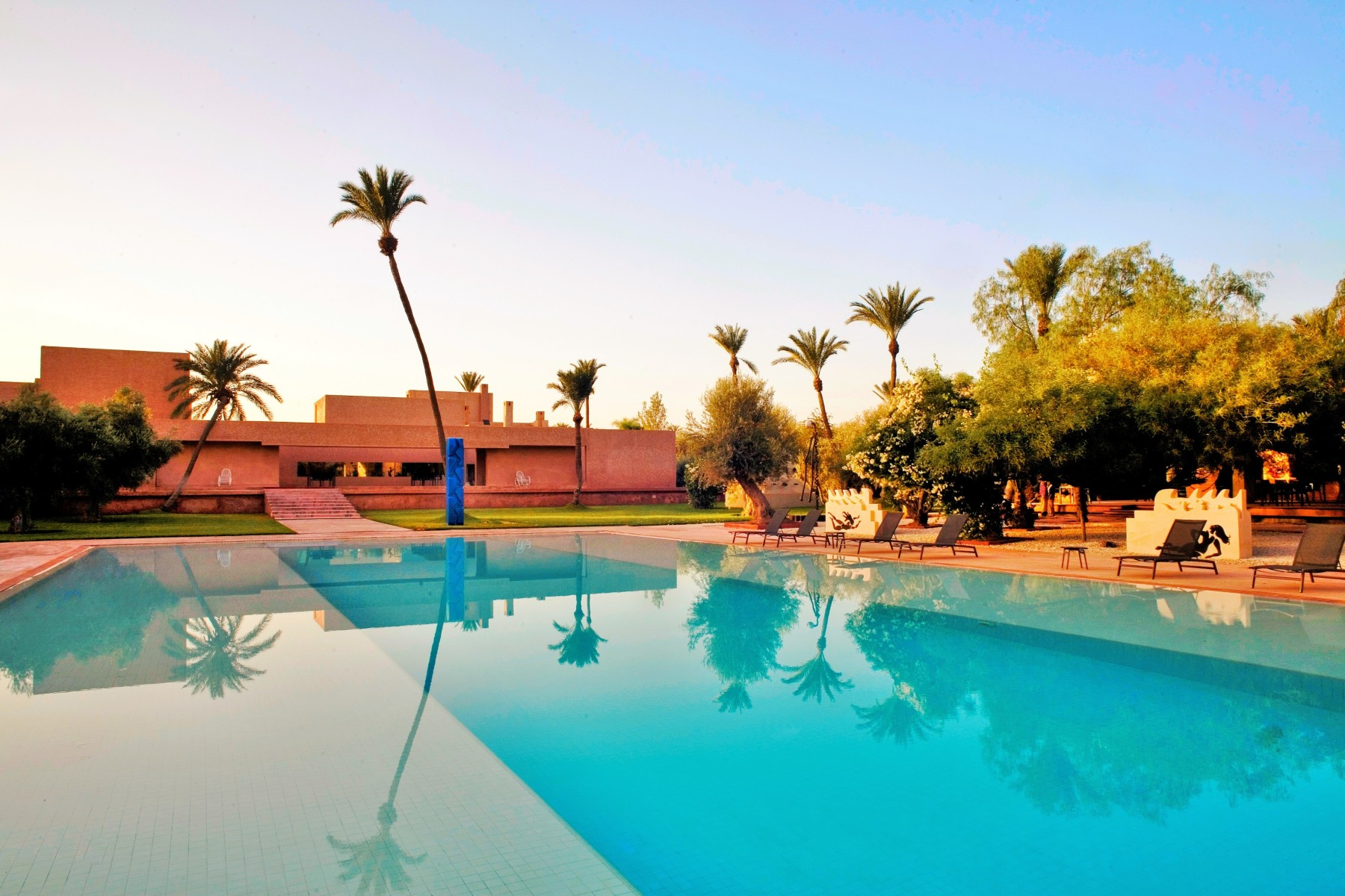 Dar Sabra Hotel Marrakech - Luxury Hotel Palmeraie Marrakech